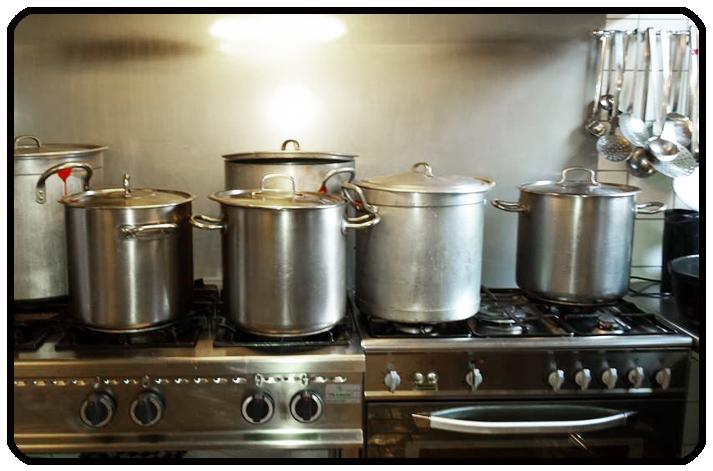 kampeerboerderij brabant keuken10